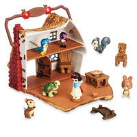 Disney Animators' Collection Snow White Micro Playset