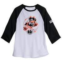 Minnie Mouse Raglan T-Shirt for Women by Neff