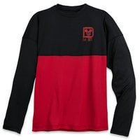 Walt Disney World Mesh Spirit Jersey for Adults - Black and Red