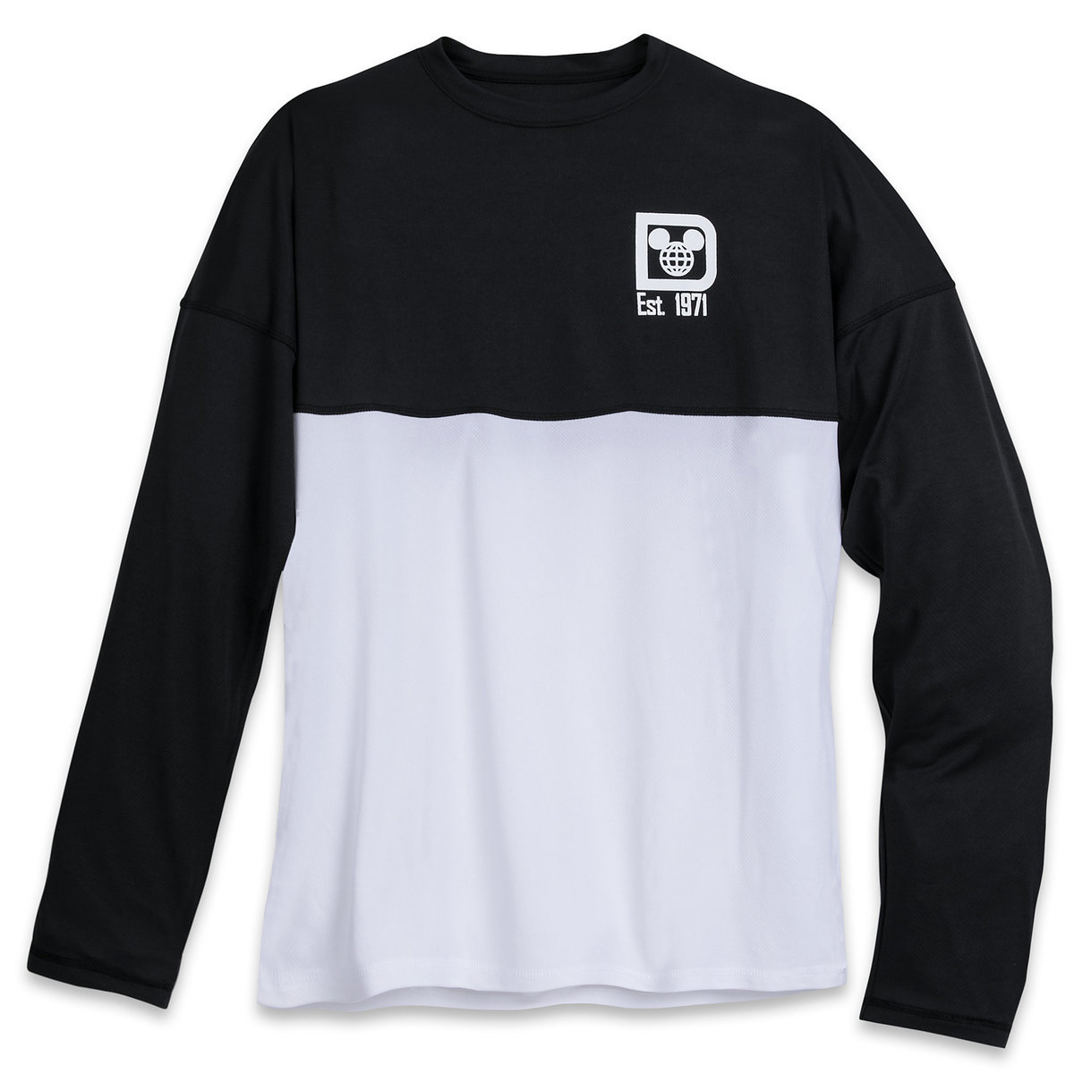 1f866e8a376 Product Image of Walt Disney World Mesh Spirit Jersey for Adults - Black  and White #