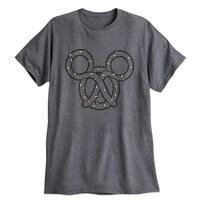 Mickey Mouse Pretzel Tee for Men