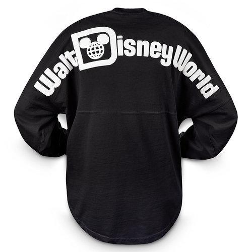 Free Visa Gift Card >> Walt Disney World Long Sleeve Spirit T-Shirt for Women - Black   shopDisney