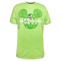 Mickey Mouse Walt Disney World Tee for Adults - Green