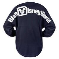 Image of Walt Disney World Spirit Jersey for Adults - Navy # 2