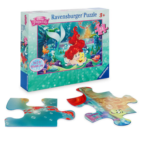 The Little Mermaid Puzzle By Ravensburger Shopdisney