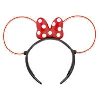 Minnie Mouse Light-Up Ears Headband