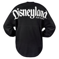 Image of Disneyland Spirit Jersey for Adults - Black # 2