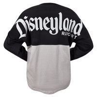 Disneyland Spirit Jersey for Adults - Black and Gray