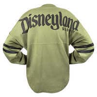 Image of Disneyland Spirit Jersey for Adults - Green # 1