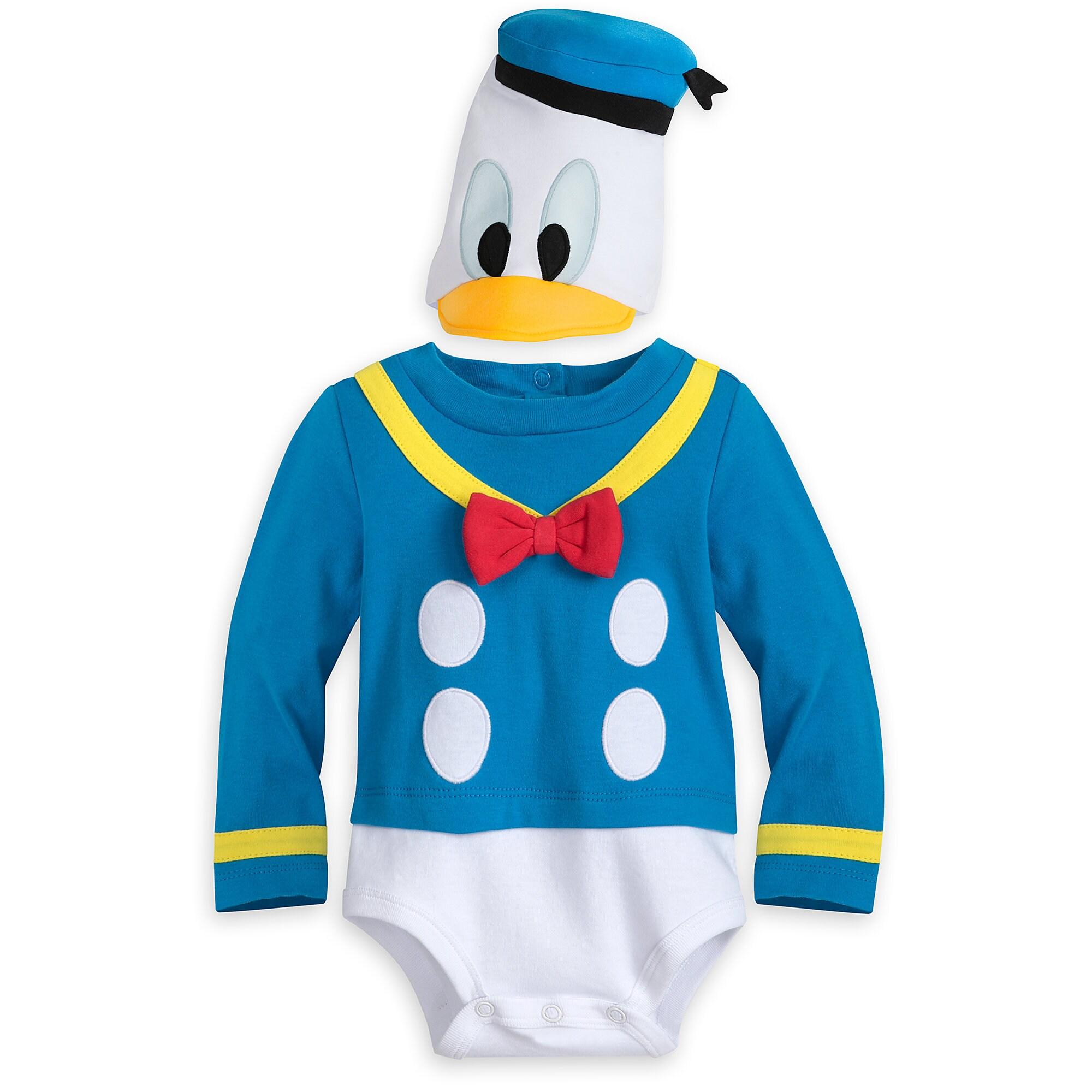 Donald Duck Costume Bodysuit for Baby