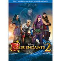 Image of Descendants 2 DVD # 1