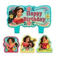 Elena of Avalor Birthday Candle Set