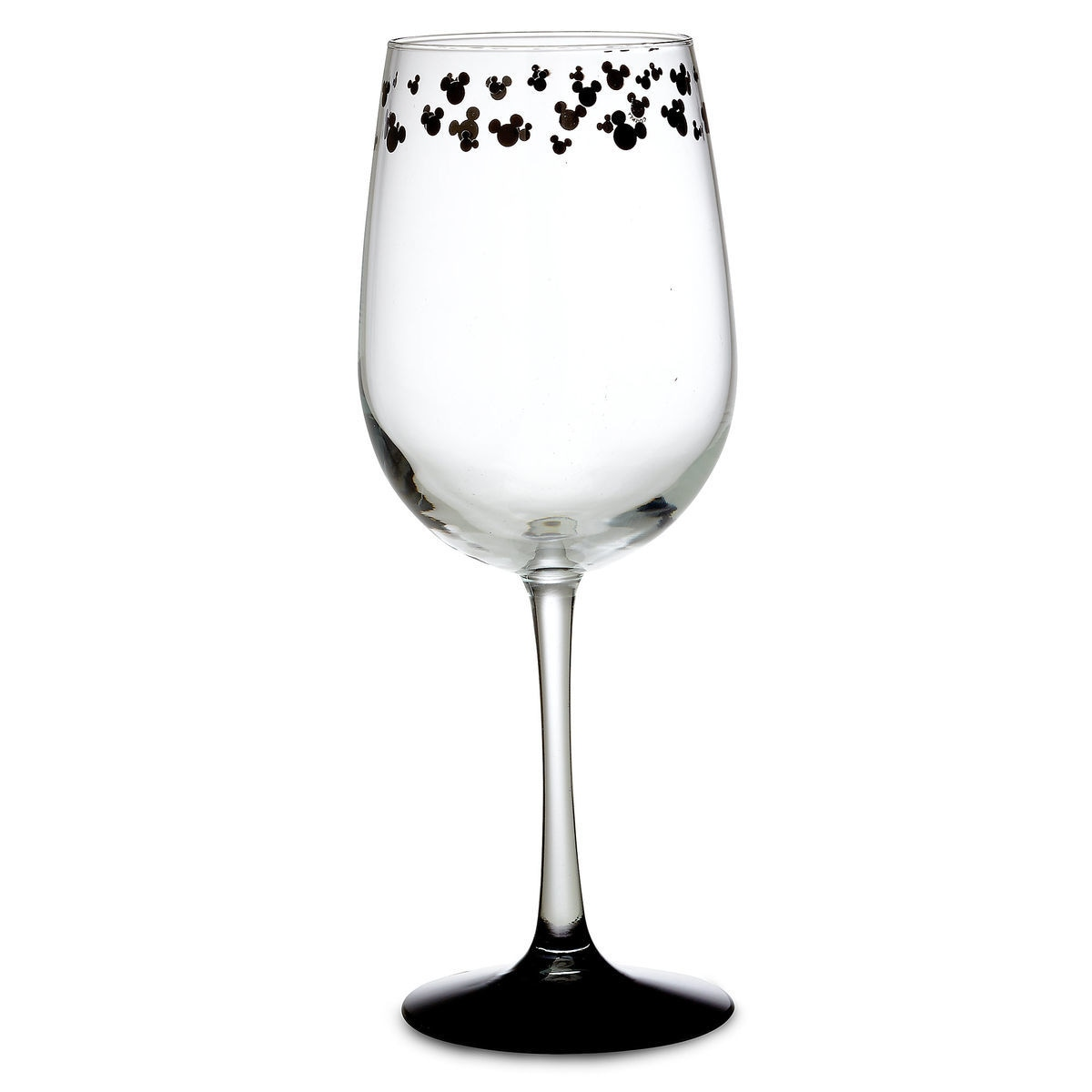 db856041e9 Product Image of Mickey Mouse Icon Stemmed Glass - White Wine   1