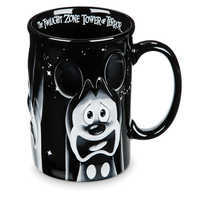 Image of Mickey Mouse and Friends Twilight Zone Tower of Terror Mug # 1