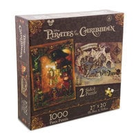 Pirates of the Caribbean 2-Sided Jigsaw Puzzle