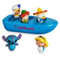 Image of ''it's a small world'' Bathtub Boat Set # 1