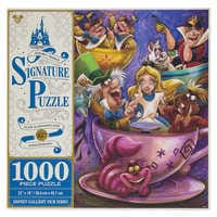 Image of Alice in Wonderland 65th Anniversary Jigsaw Puzzle # 2