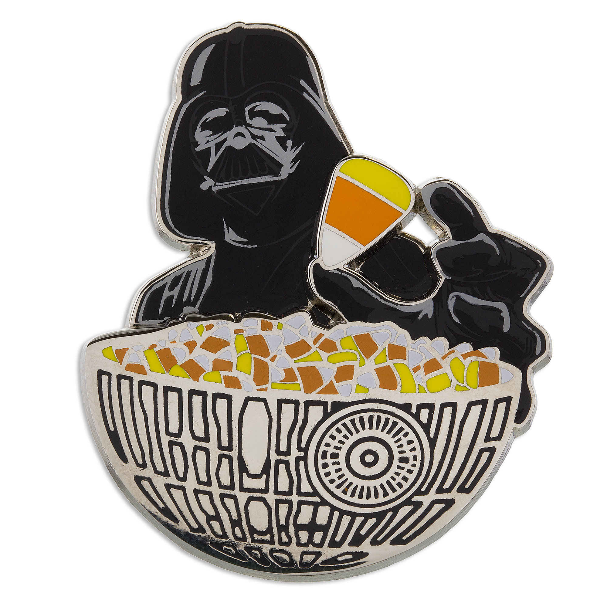 Darth Vader Halloween Pin - Star Wars