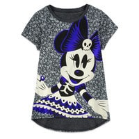 Minnie Mouse Halloween Top for Kids