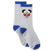 Mickey Mouse Emoji Socks for Adults - Disney Cruise Line