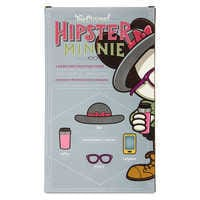 Image of Hipster Minnie Special Edition Vinylmation Figure - WonderGround Gallery - 9'' # 4