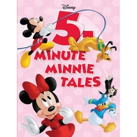 5-Minute Minnie Tales Book