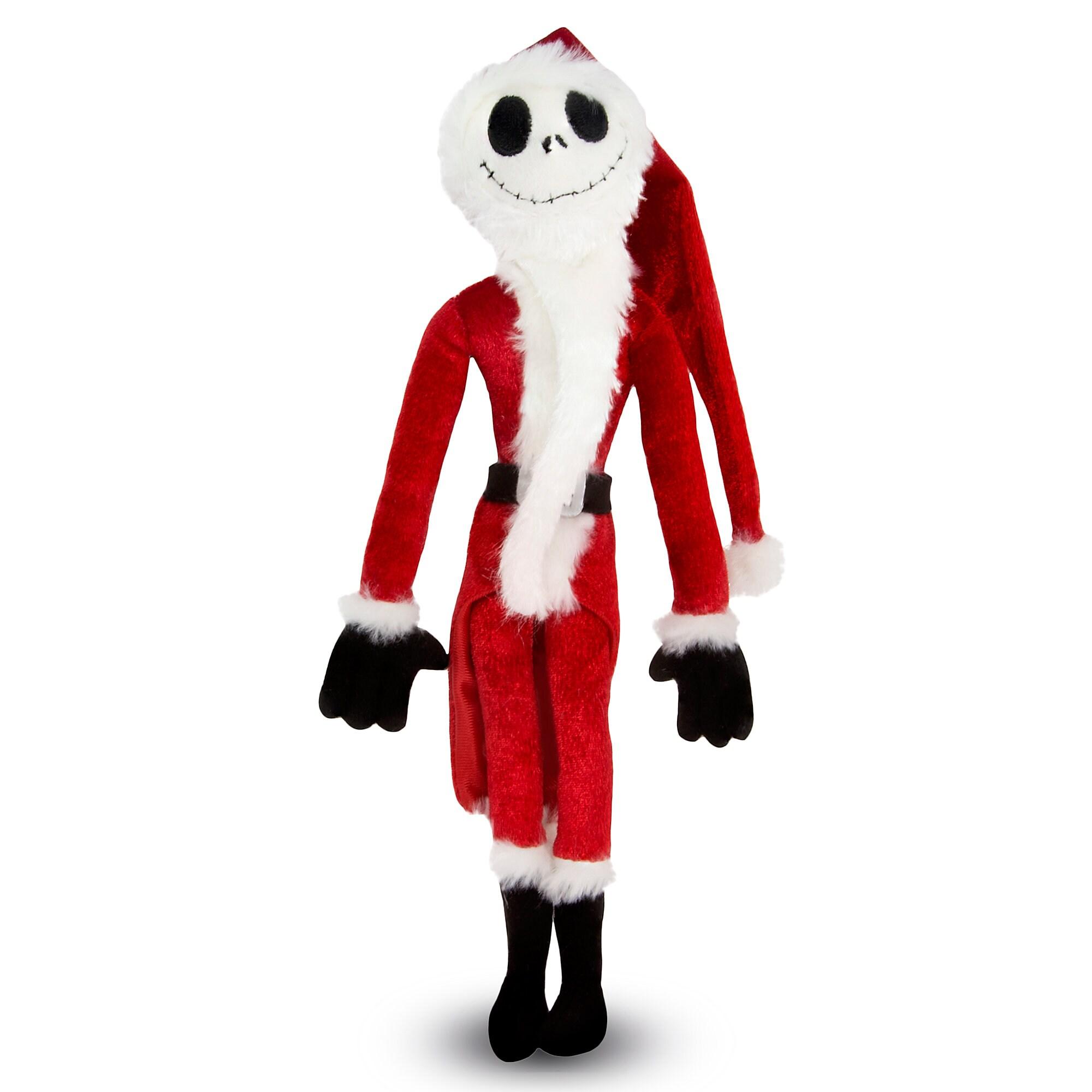 Santa Jack Skellington Plush - 11''
