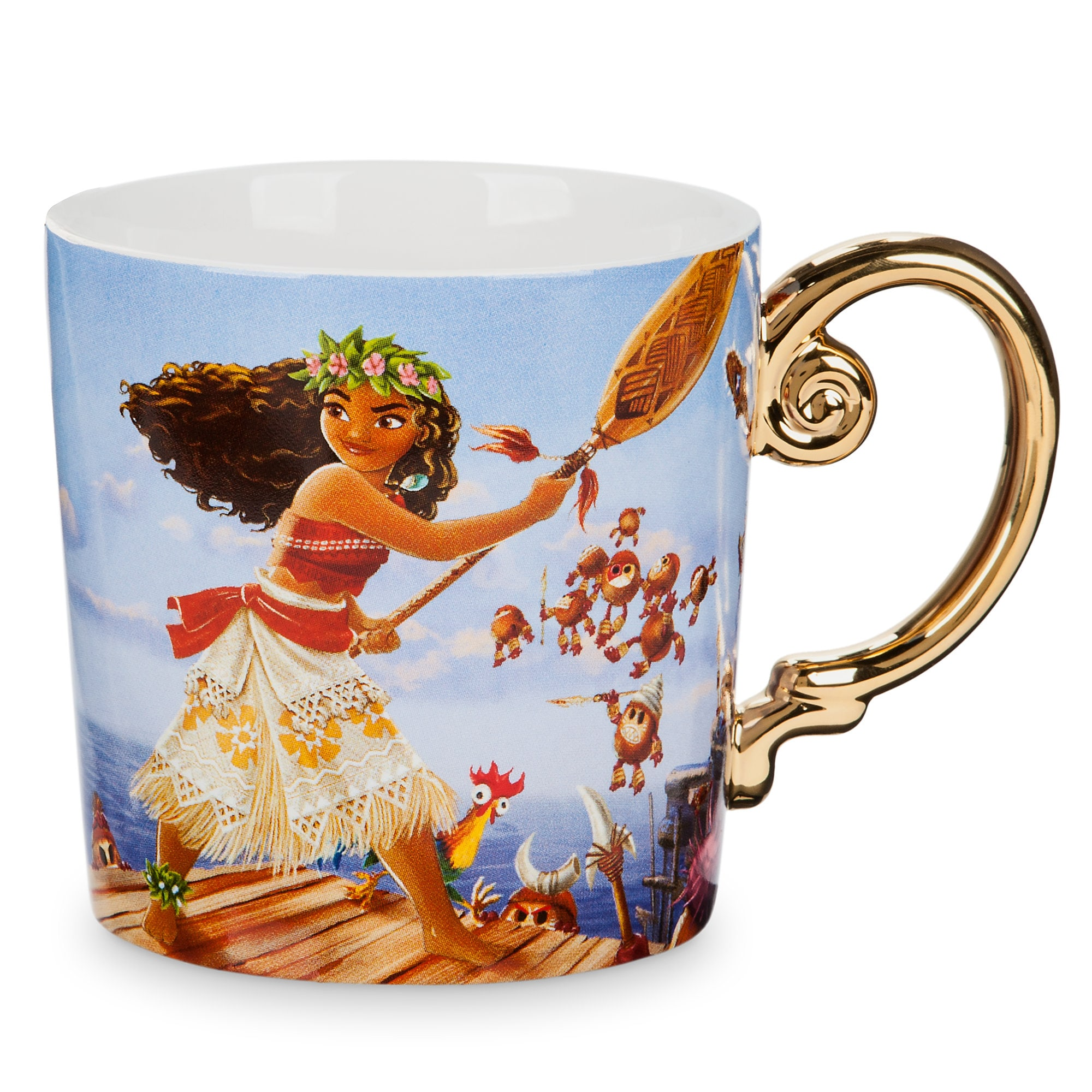 Moana Coffee Mug