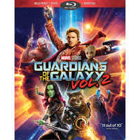 Image of Guardians of the Galaxy Vol. 2 Blu-ray Combo Pack # 1