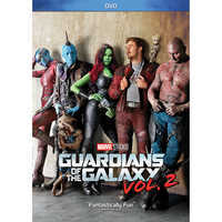 Image of Guardians of the Galaxy Vol. 2 DVD # 1