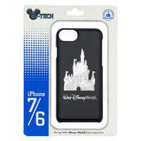 Image of Cinderella Crystal Castle iPhone 7/6 Case - Walt Disney World # 2
