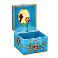 Ariel Musical Jewelry Box