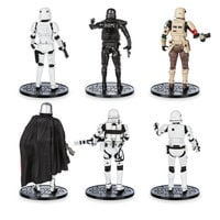 Star Wars Limited Edition Deluxe Die Cast Action Figure Set