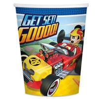 Mickey Mouse Roadster Racers Paper Cups