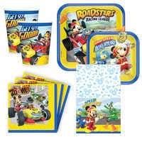 Image of Mickey's Roadster Racers Disney Party Collection # 1