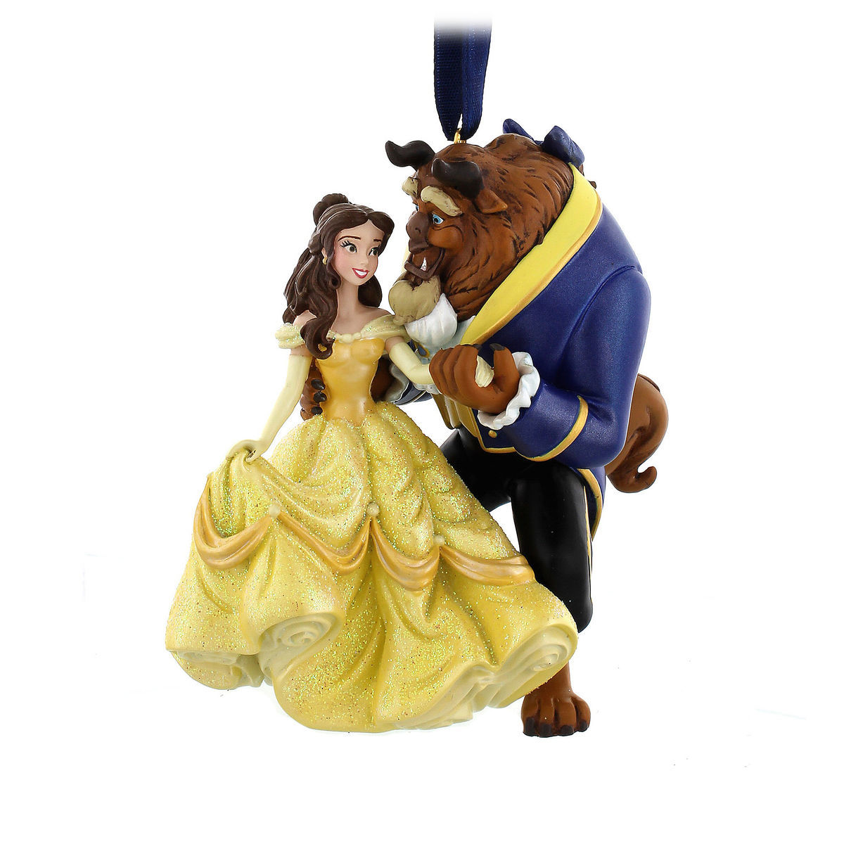 Product Image Of Beauty And The Beast Figural Ornament 1
