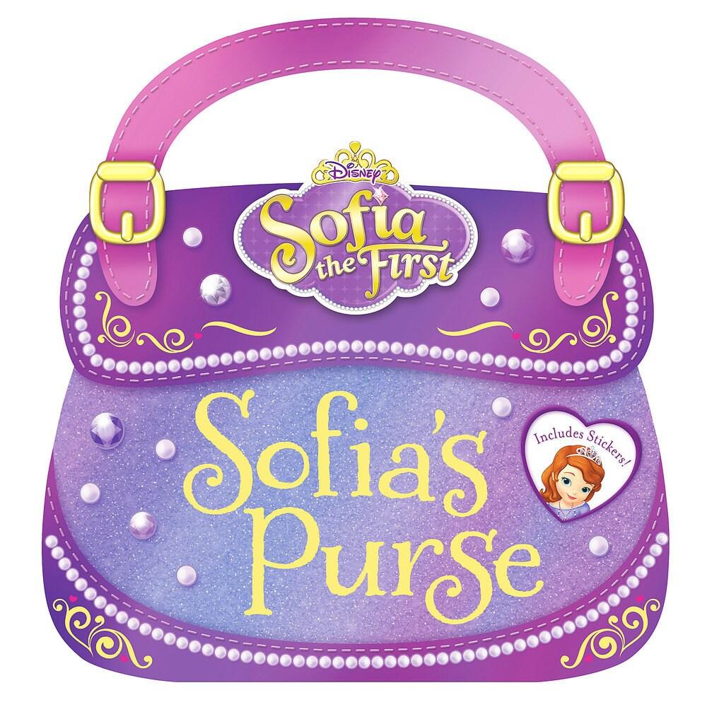 Sofia the First: Sofia's Purse Book Official shopDisney (1445322 7741055952182P) photo