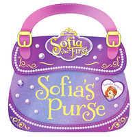 Image of Sofia the First: Sofia's Purse Book # 1