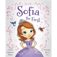 Image of Sofia the First Book # 1