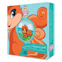 Image of Whisker Haven Tales with the Palace Pets: Treasure's Adventures Storybook Plus Collectible Toy # 1