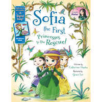 Image of Sofia the First: Princesses to the Rescue! Book # 1
