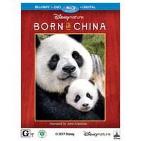 Disneynature: Born in China Blu-ray Combo Pack