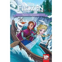 Image of Frozen Comics Collection: Travel Arendelle # 1