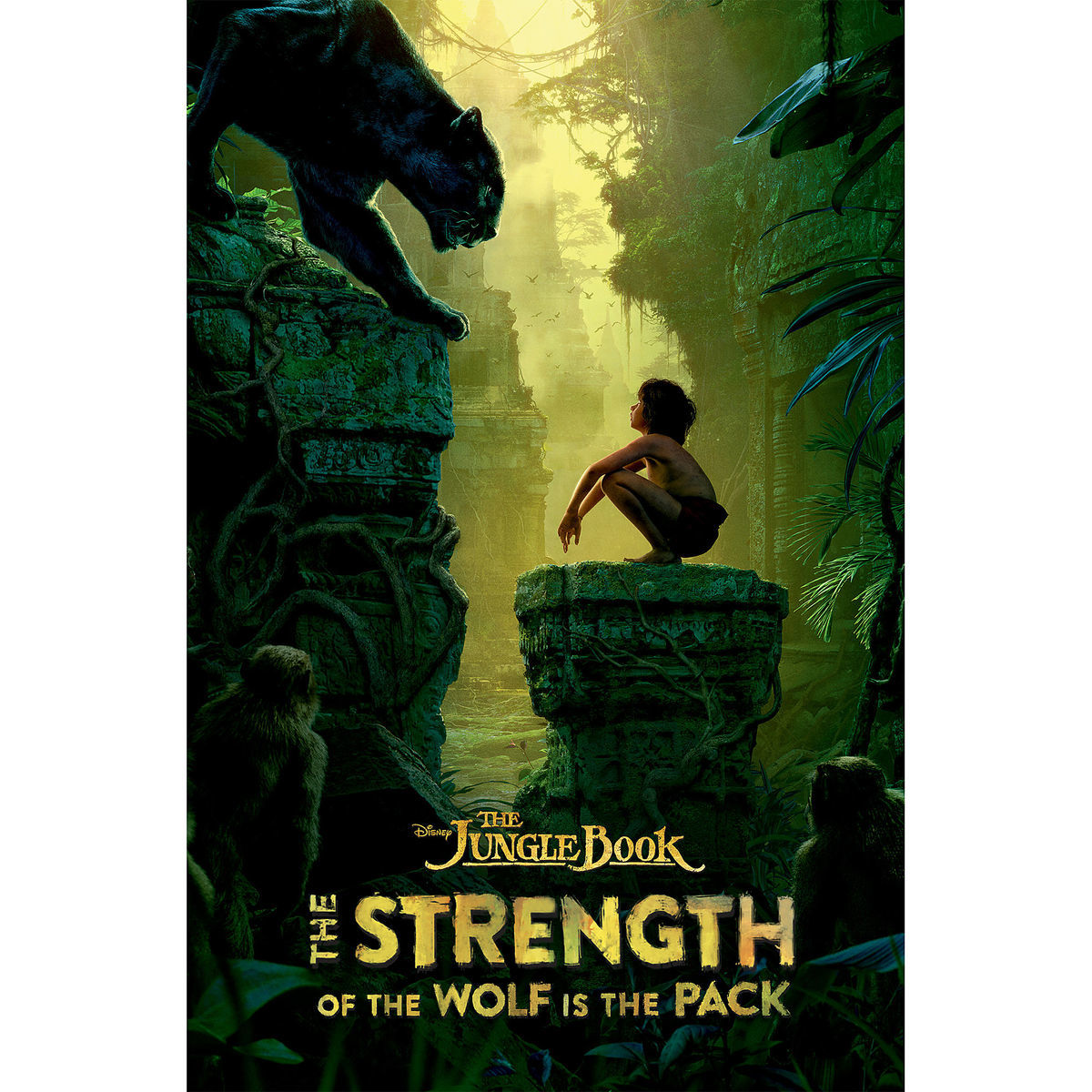 strength of the pack
