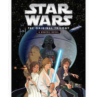 Image of Star Wars: Original Trilogy Graphic Novel # 1