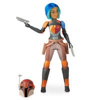 Sabine Wren Action Figure by Hasbro - Star Wars: Forces of Destiny - 11''
