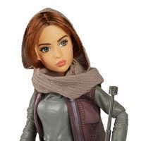 Image of Jyn Erso Action Figure by Hasbro - Star Wars: Forces of Destiny - 11'' # 3
