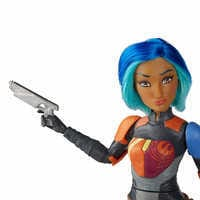 Image of Sabine Wren Action Figure by Hasbro - Star Wars: Forces of Destiny - 11'' # 4