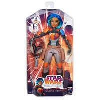 Image of Sabine Wren Action Figure by Hasbro - Star Wars: Forces of Destiny - 11'' # 5
