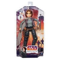 Image of Jyn Erso Action Figure by Hasbro - Star Wars: Forces of Destiny - 11'' # 4